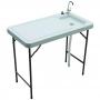Kandiline laud kraanikausiga 106x60x h=87 cm