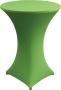 Püstiseisulaud kattega, roheline