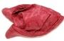 Servjett 50x50 cm  punane, mustriga