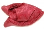 Servjett 50x50 cm punane, mustriga, valmis seades