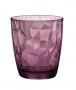 Viski (vee) klaas 30 cl, roosa