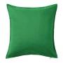 Dekoratiivpadi 50x50 cm, roheline