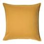 Dekoratiivpadi 50x50 cm, kuldne