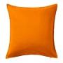 Dekoratiivpadi 50x50 cm, oranž