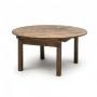 Ümmargune laud Ø 150 cm, puidust