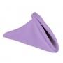Servjett 55x55 cm, lavendlililla